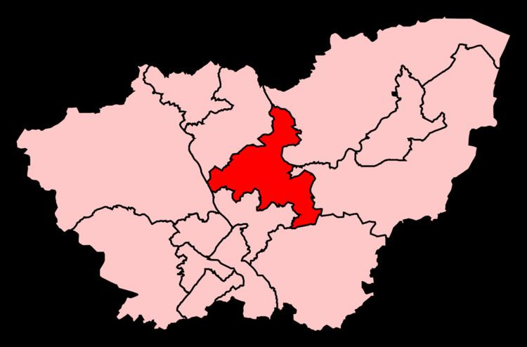 Wentworth and Dearne (UK Parliament constituency)