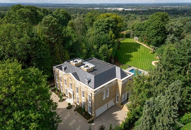 Wentworth Estate Property in North Surrey St Georges Hill and Wentworth Estate