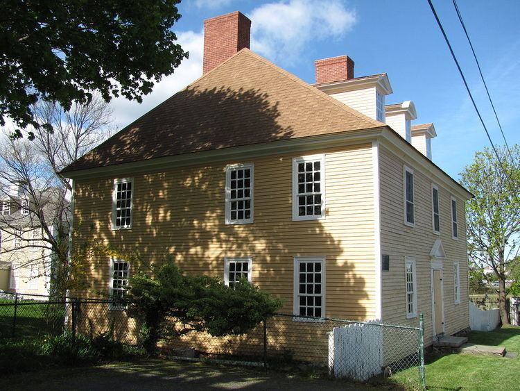 Wentworth Lear Historic Houses
