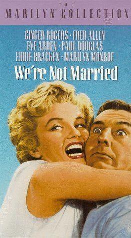 Were Not Married 1952