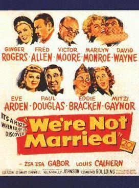Were Not Married Wikipedia