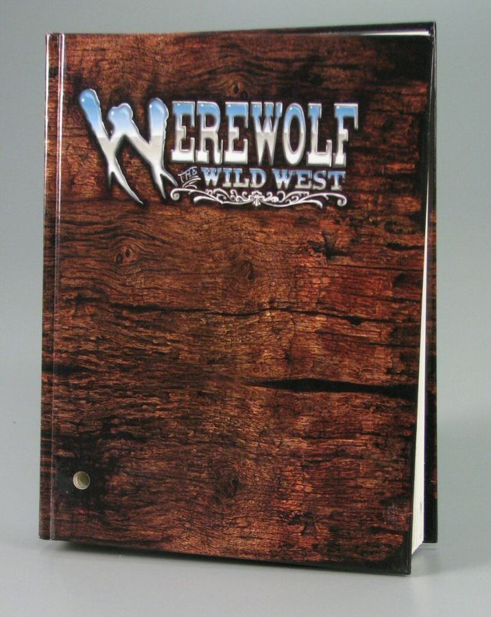 Werewolf: The Wild West 1102415 Werewolf The Wild West A Storytelling Game of Historical