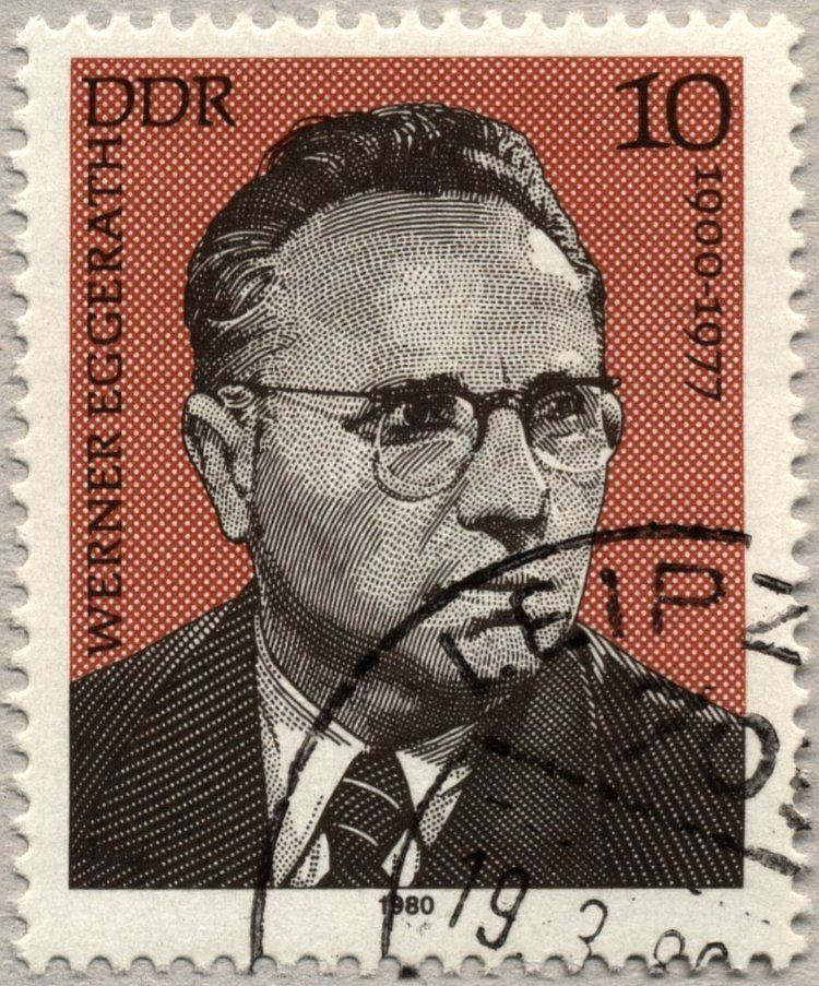 Werner Eggerath