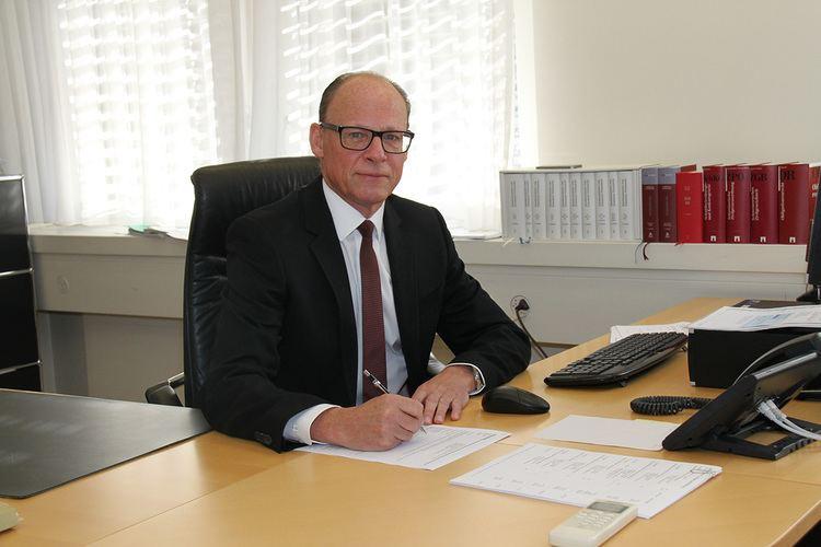 Werner Goldmann Werner Goldmann Hotz Goldmann Law officeNotarys office in Baar Zug