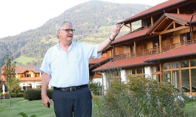 Werner Hamacher Werner Hamacher Mitglied Aufsichtsrat im TVB Osttirol