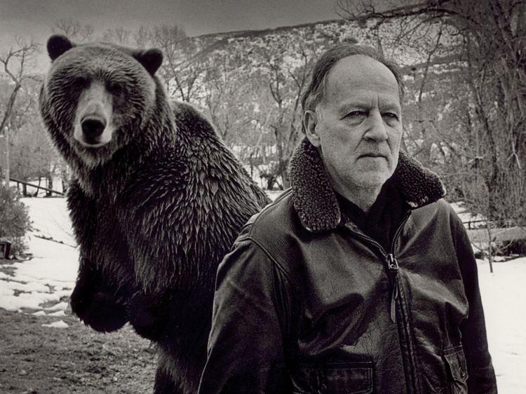 Werner Herzog Werner Herzog globetrotter the map BFI