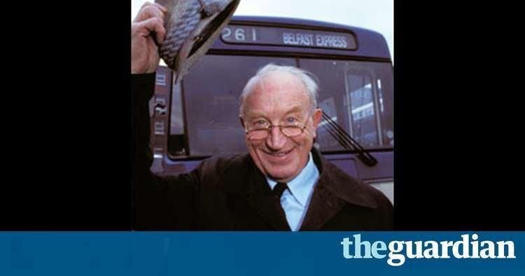 Werner Heubeck Werner Heubeck obituary UK news The Guardian