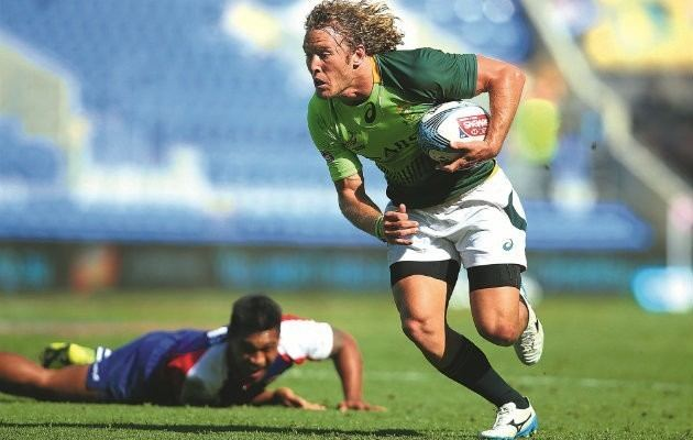 Werner Kok South Africa sevens star Werner Kok Dubai is special because its