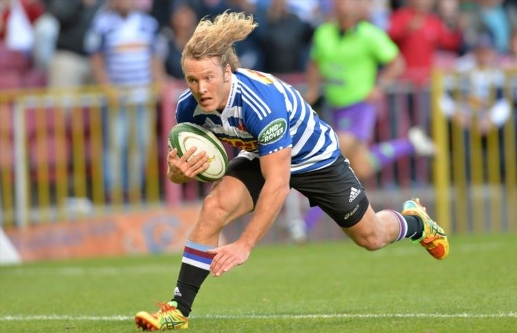 Werner Kok Werner Kok Hungry For More 15s Rugby MyPlayers Fans