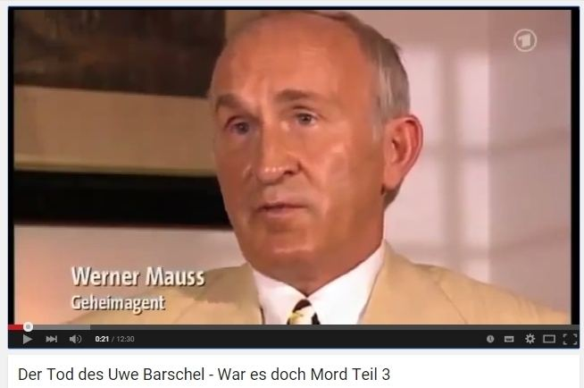 Werner Mauss Werner Mauss BcherleserBlog zu Terror in der BRD
