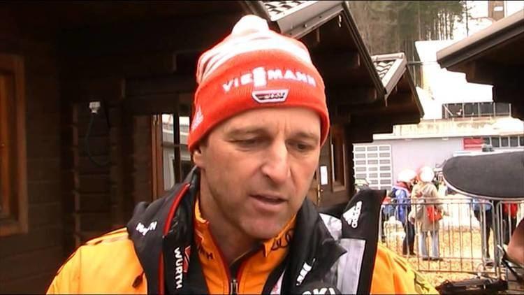 Werner Schuster (sportsman) Werner Schuster im Interview Planica 22032015 YouTube