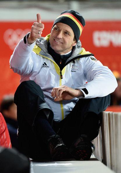 Werner Schuster (sportsman) Werner Schuster Photos Ski Jumping Winter Olympics Day