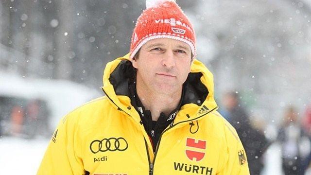 Werner Schuster (sportsman) Werner Schuster quotThere39s no room for mistakesquot FISSKI