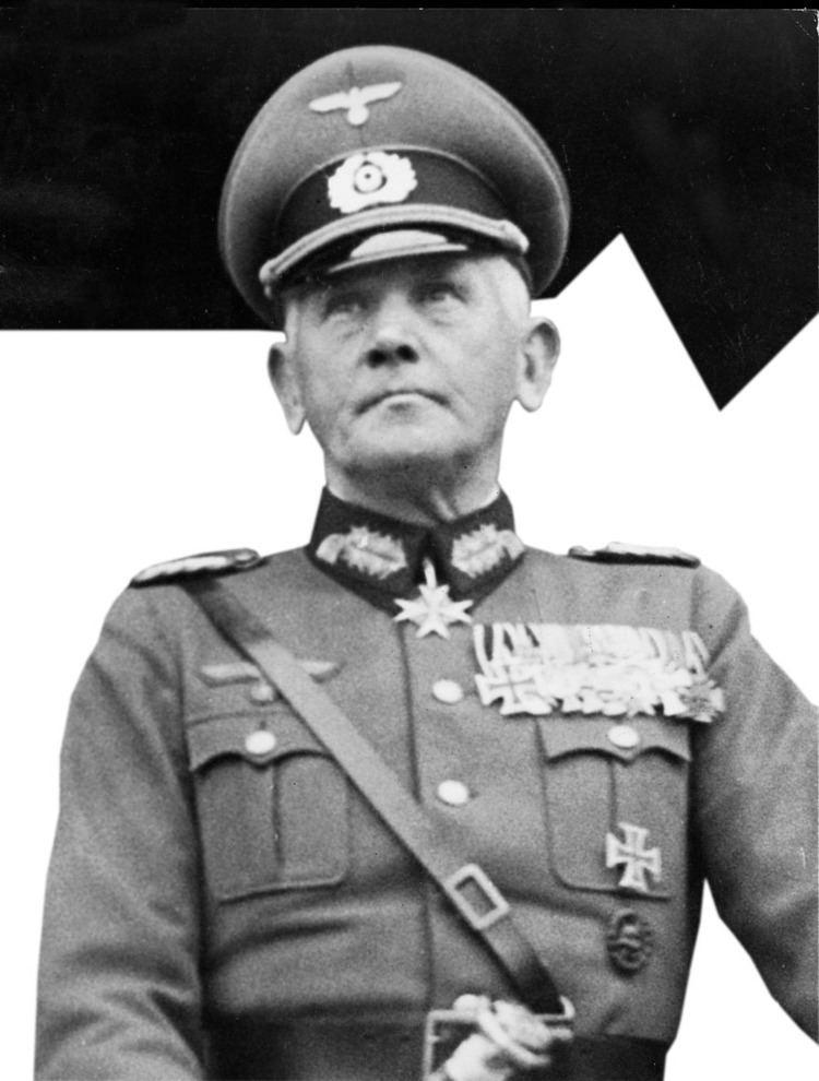 Werner von Blomberg Third Reich Day by Day January 1938 German War Machine