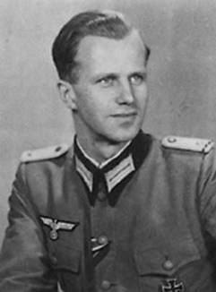 Werner von Haeften Haeften Werner Karl Otto Theodore von WW2 Gravestone