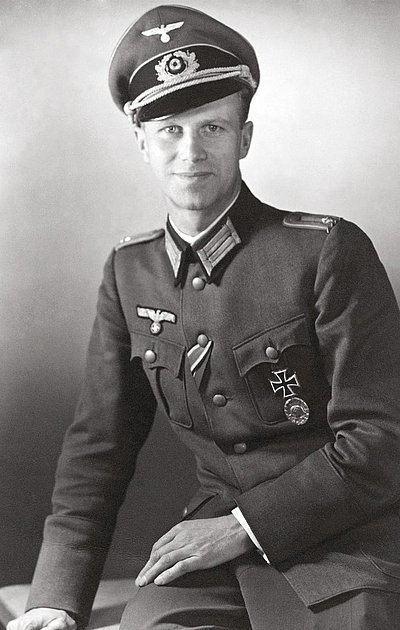 Werner von Haeften German Resistance Memorial Center Biographie