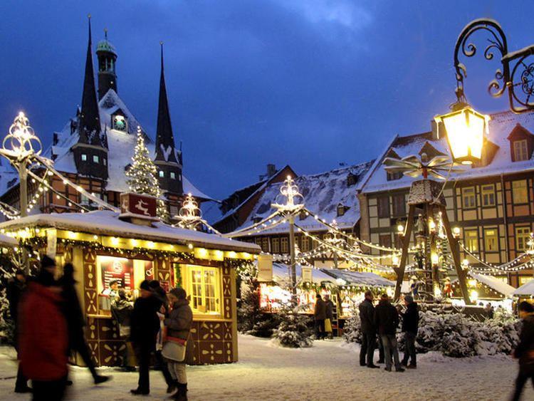 Wernigerode Beautiful Landscapes of Wernigerode