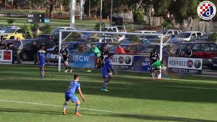 Werribee City FC 2016 NPL2 RND 7 Werribee City v Saints YouTube