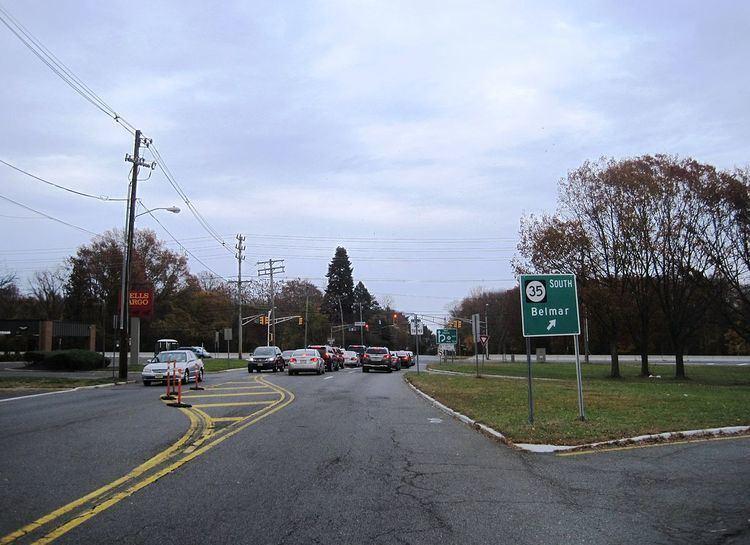 Wertheins Corner, New Jersey