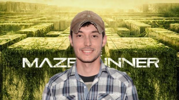 Wes Ball The Maze Runner director Wes Ball interview Den of Geek