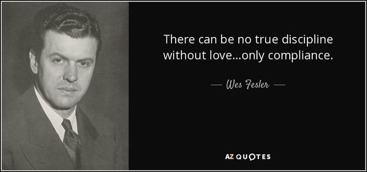 Wes Fesler TOP 25 QUOTES BY WES FESLER of 151 AZ Quotes