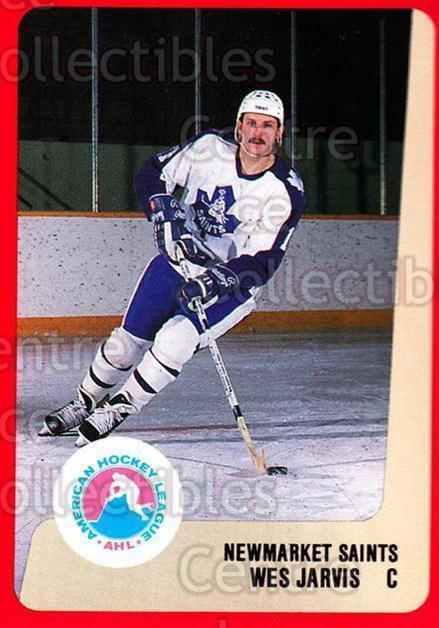 Wes Jarvis Center Ice Collectibles wes jarvis Hockey Cards