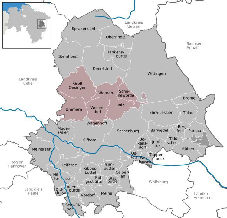Wesendorf (Samtgemeinde)