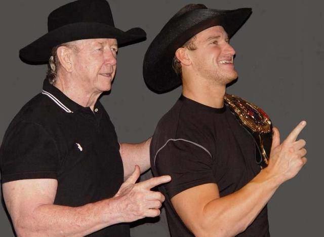 Wesley Blake PRO WRESTLING WWE NXT Wesley Blake at Fenn Center in Fort Pierce