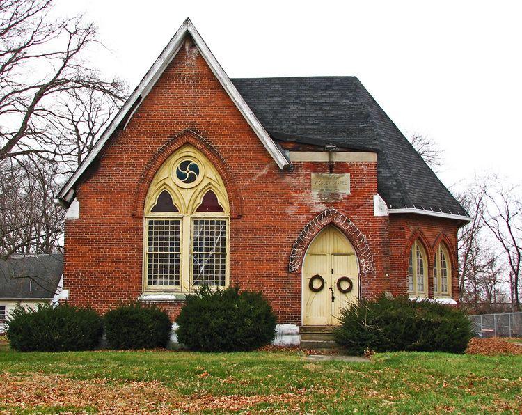 Wesley Chapel (Hopetown, Ohio)