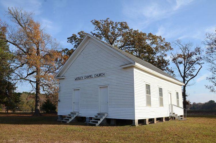Wesley Chapel (Woodlawn, Arkansas)