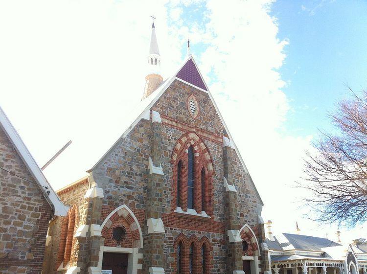 Wesley Church, Albany