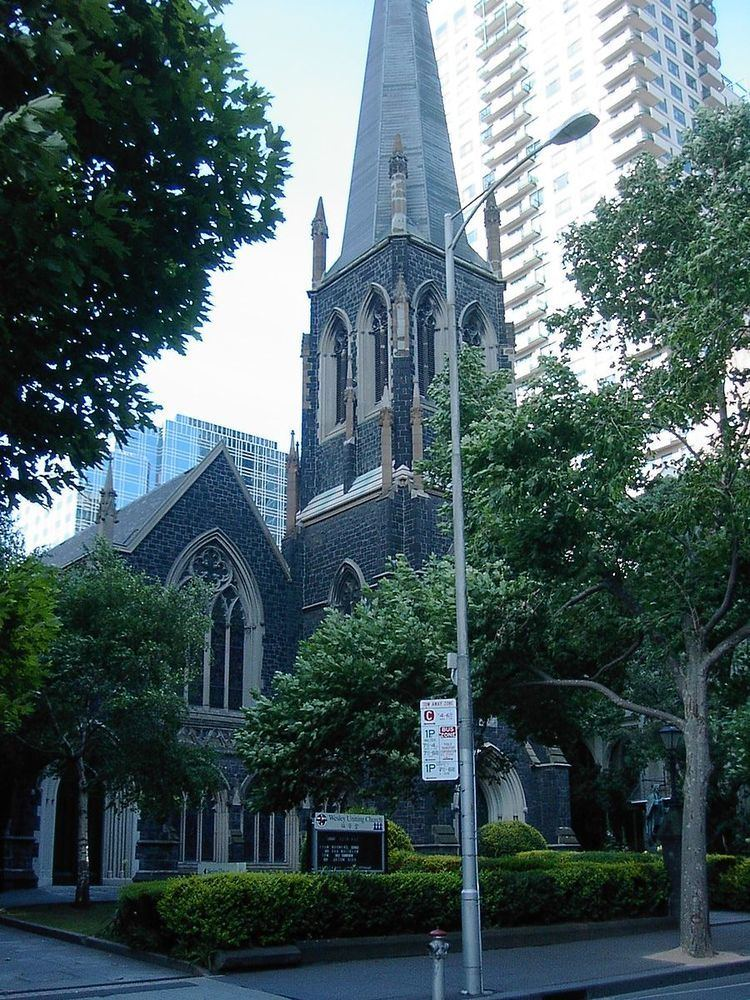 Wesley Church, Melbourne