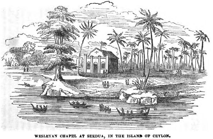 Wesley College, Colombo