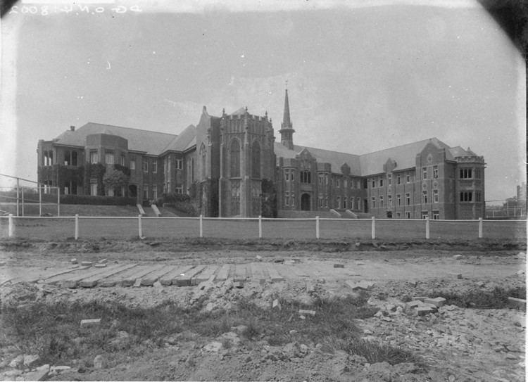 Wesley College, University of Sydney