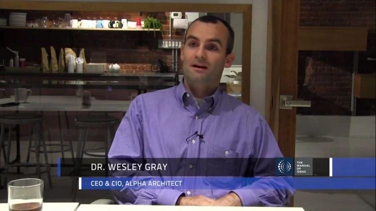 Wesley Gray Wesley Grays Quantitative Momentum