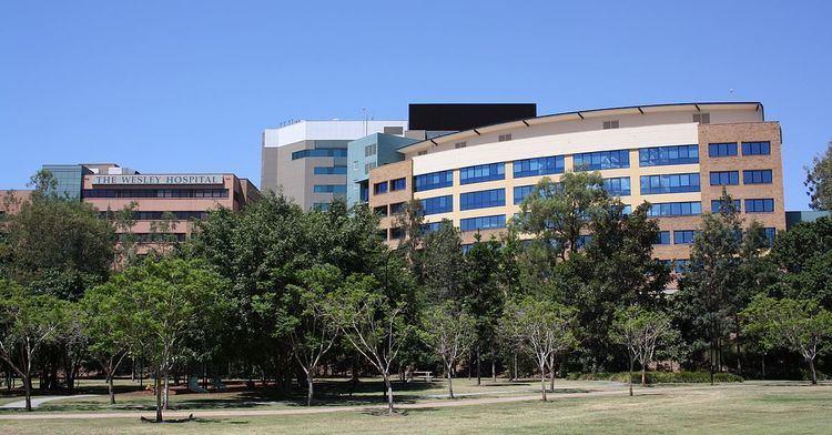 Wesley Hospital (Brisbane)