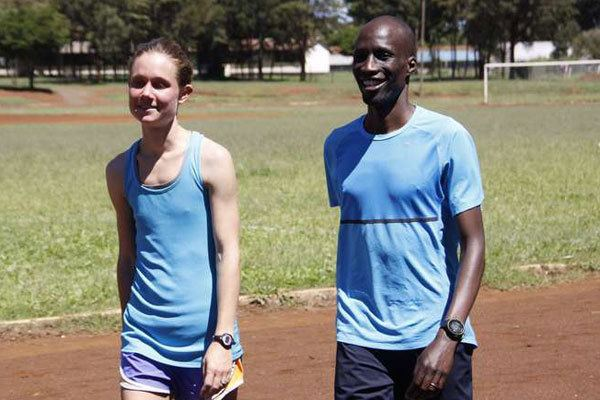 Wesley Korir Kenyan MP readies to run in Olympics Daily Nation