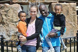 Wesley Korir Facing reality Marathoner Parliament member Korir grapples with