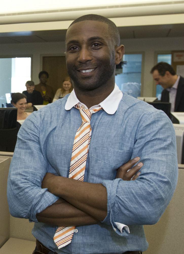 Wesley Morris Wesley Morris Hollywood Needs More Diversity Radio Boston