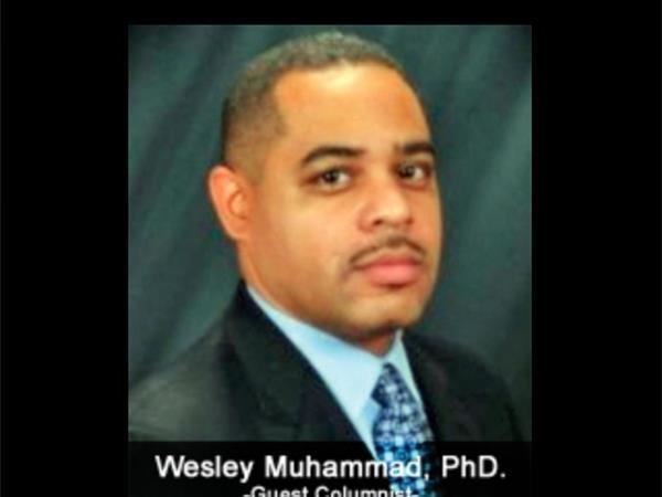 Wesley Muhammad JUSTICE OR ELSE FEATURING DR WESLEY MUHAMMAD NATION OF