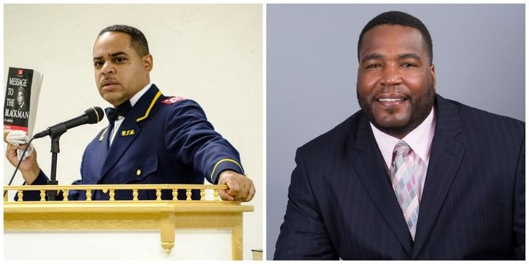 Wesley Muhammad Throwback Dr Umar Johnson and Dr Wesley Muhammad Collab