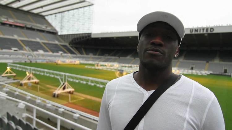 Wesley Ngo Baheng A Message from Wesley Ngo Baheng Newcastle United YouTube