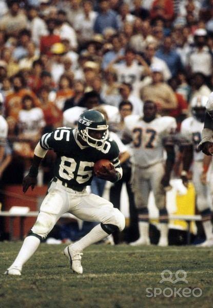 Wesley Walker Wesley Walker Photos 19811004 Foxboro WI