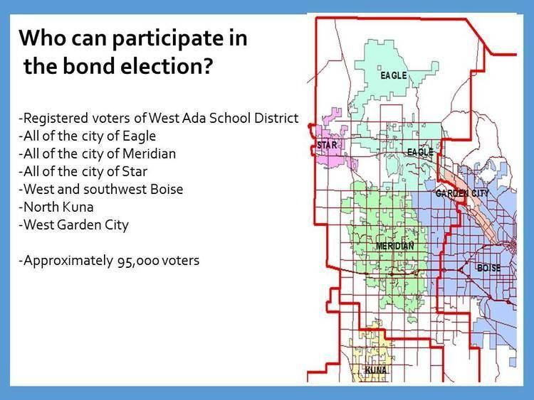West Ada School District Ada County REALTORS Support West Ada School District Bond Boise