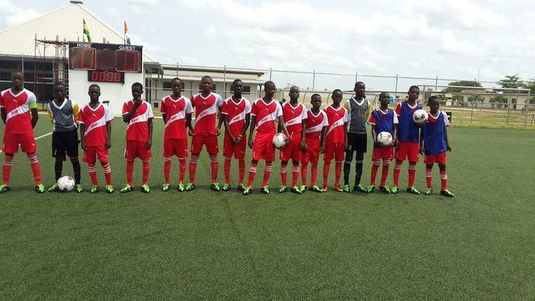 West African Football Academy WAFA U14 beat Ivorian side Caci Academy in friendly GHANAsoccernetcom
