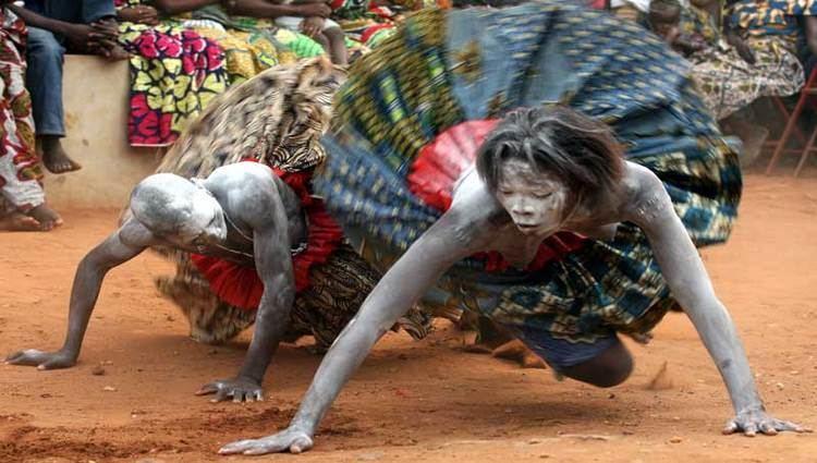 West African Vodun VODUN FESTIVAL BENIN Old Religion New Festival
