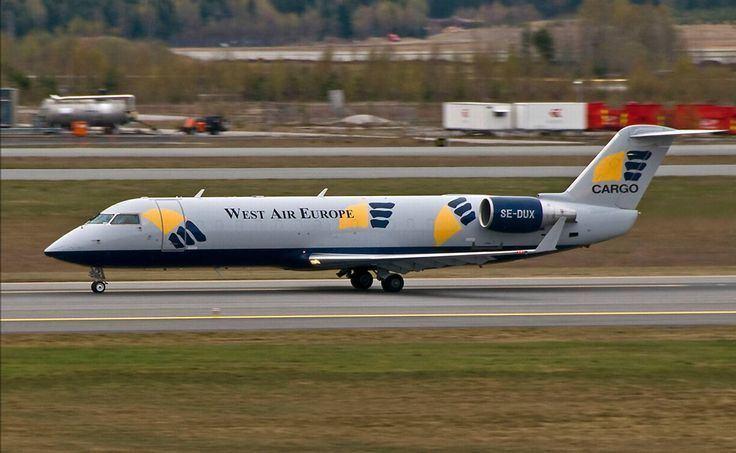 West Air Sweden Flight 294 8 January West Air Sweden Flight 294 a Bombardier CRJ200 SEDUX