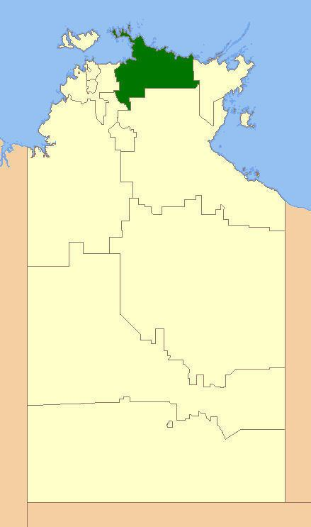 West Arnhem Region