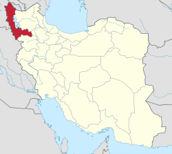 West Azerbaijan Province Wikipedia