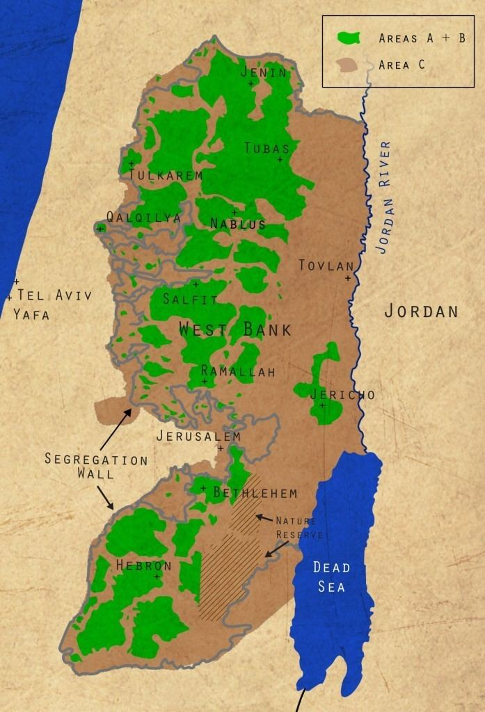 West Bank Areas in the Oslo II Accord wwwlifesourcepsenglishmalafatuploads201202
